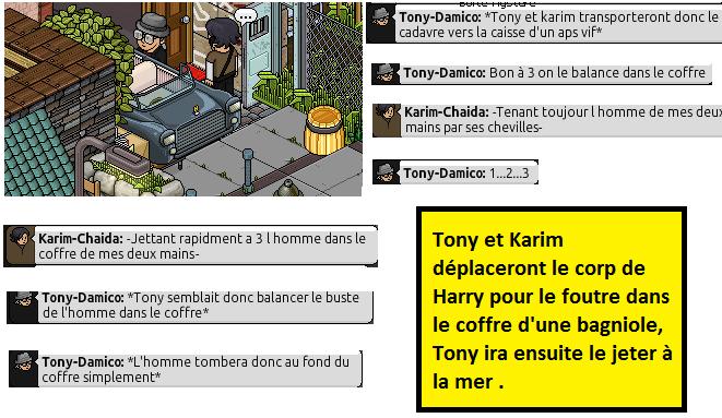 """""""Mulberry Street Clique"""" parti screen Karim10"""