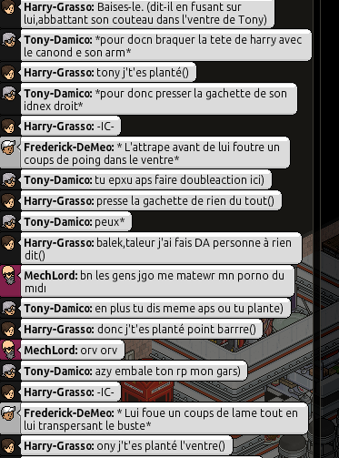 """Tony Glass"" (Screen parti) Meutre12"