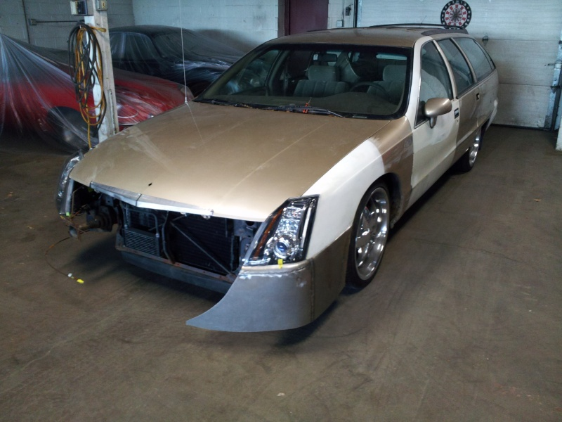 Caprice Cadillac Cts V Conversion