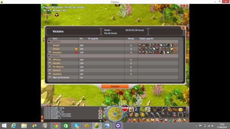 Screen de nos exploits. Osmoz vaincra. Izy_pe10