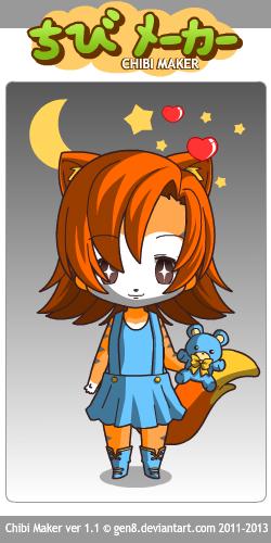 Chibimaker, des avatars tout choupi ! Chibim11