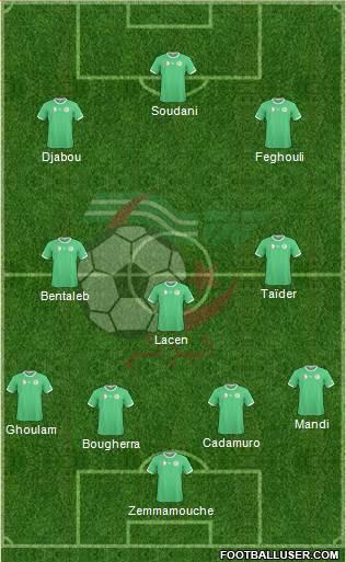 [CDM FIFA] [GROUPE H - 1ère journée] Résultats Algeri10