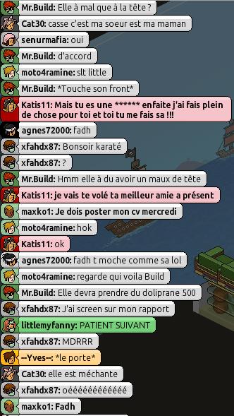 [Mr.Build] Rapports Médicaux [C.H] 185