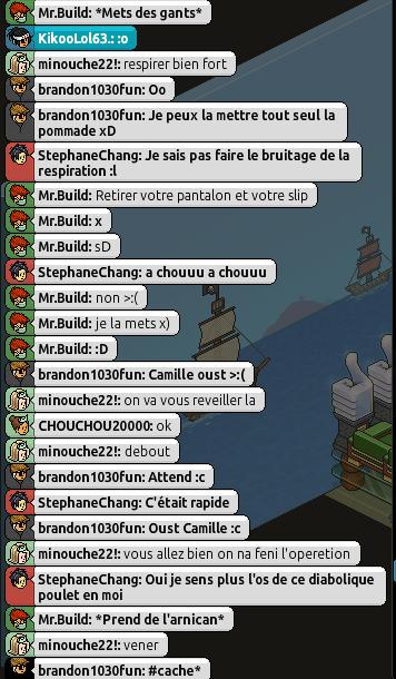 [Mr.Build] Rapports Médicaux [C.H] 2118