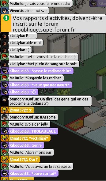 [Mr.Build] Rapports Médicaux [C.H] 352