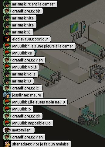 [Mr.Build] Rapports Médicaux [C.H] 415