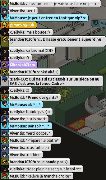 [Mr.Build] Rapports Médicaux [C.H] 417