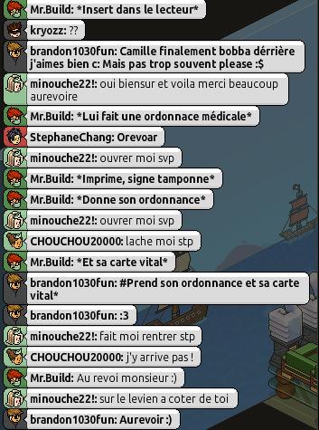 [Mr.Build] Rapports Médicaux [C.H] 418