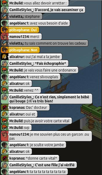 [Mr.Build] Rapports Médicaux [C.H] 525