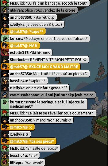 [Mr.Build] Rapports Médicaux [C.H] 615