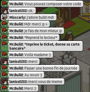 [Mr.Build] Rapports Médicaux [C.H] 716