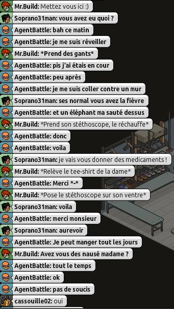 [Mr.Build] Rapports Médicaux [C.H] Captur28