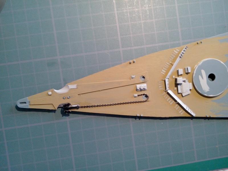 Bismarck par HellCat76 1/350 Academy, kit eduard Img_2010