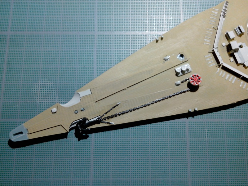 Bismarck par HellCat76 1/350 Academy, kit eduard Img_2011