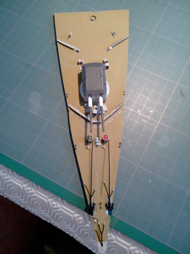 Bismarck par HellCat76 1/350 Academy, kit eduard Img_2014