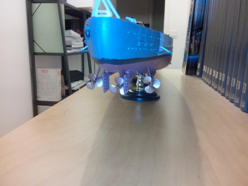 Bismarck par HellCat76 1/350 Academy, kit eduard Img_2024