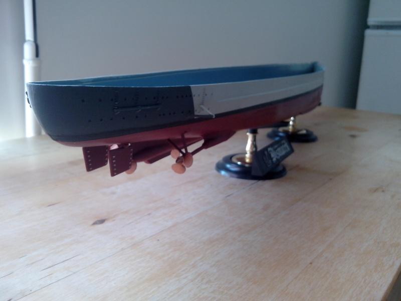 Bismarck par HellCat76 1/350 Academy, kit eduard Img_2027