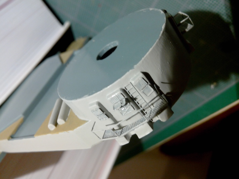 Bismarck par HellCat76 1/350 Academy, kit eduard Img_2034