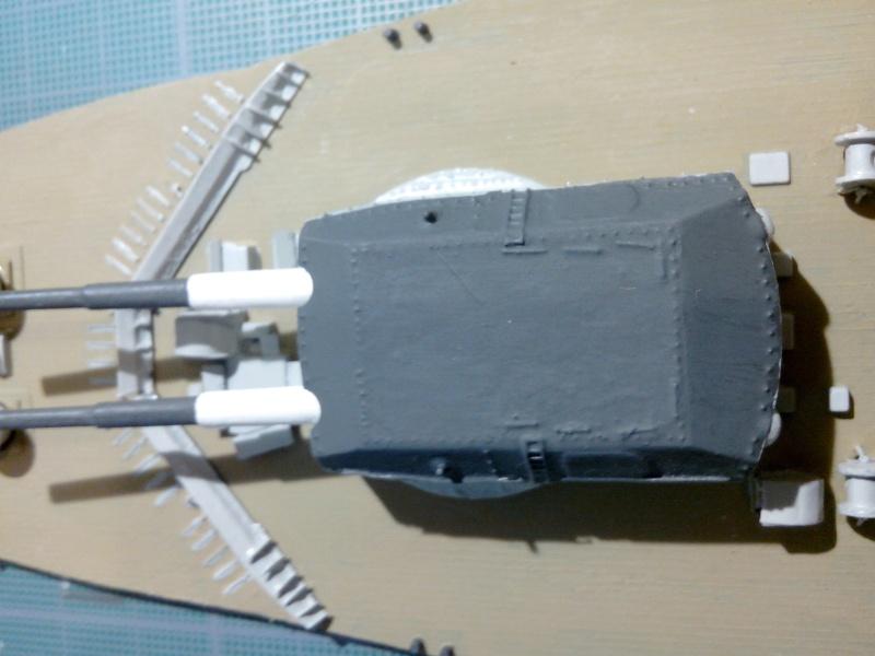 Bismarck par HellCat76 1/350 Academy, kit eduard - Page 2 Img_2043