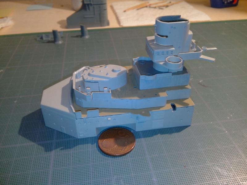 Bismarck par HellCat76 1/350 Academy, kit eduard - Page 3 Img_2068