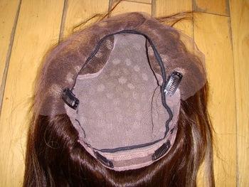 Une perruque abime t-elle les cheveux ? Gluele10