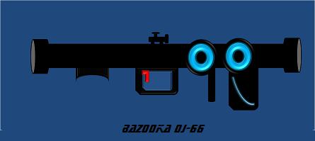 Arme à Feu conciliennes Bazook10