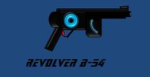 Arme à Feu conciliennes Revolv10