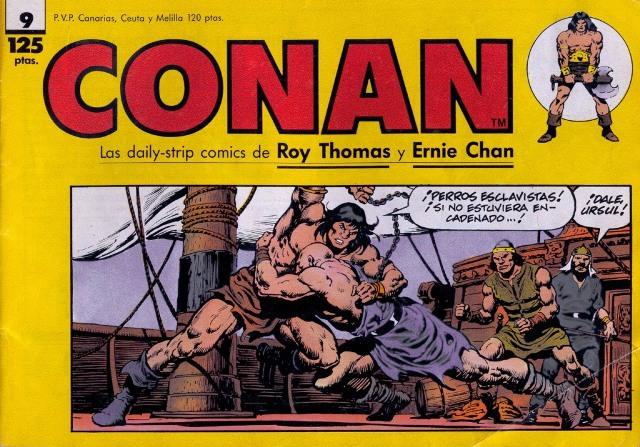 Adivina la portada y recien llegado - Page 5 Conan_18