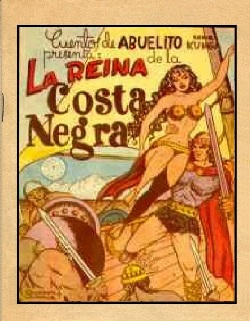 Portadas de las colecciones diversas de Conan Cuento12