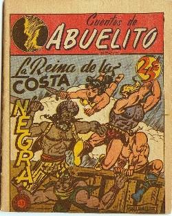 Portadas de las colecciones diversas de Conan Cuento28
