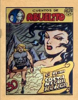 Portadas de las colecciones diversas de Conan Cuento48