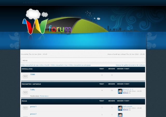 Skin phpbb3 webmaster style Phpbb310