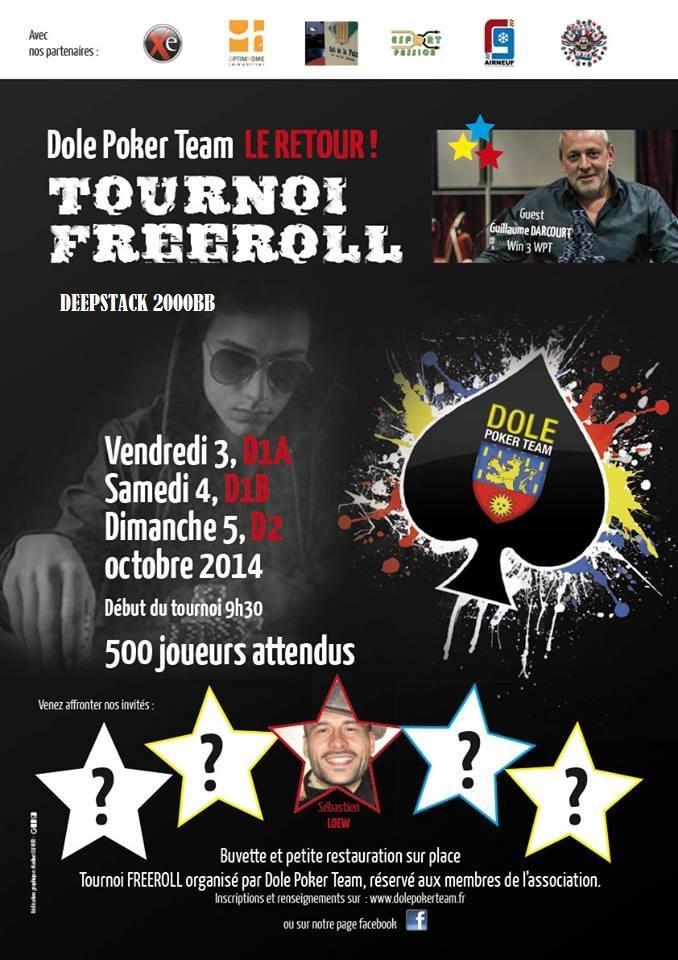Main Event Dole Poker Team 3.4 et 5 Octobre 10308714