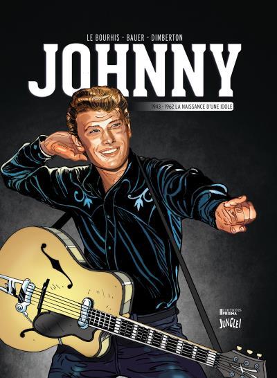 Johnny en bandes déssinées  - Page 2 1507-110