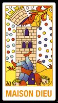 Symboles  des lames du tarot de Marseille 77678610