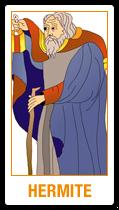 Symboles  des lames du tarot de Marseille 77678611