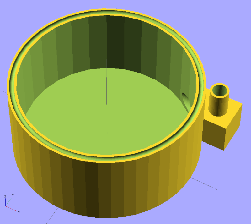 New Project - I'm back! 3D Printed fountain forthcoming! Firsts10