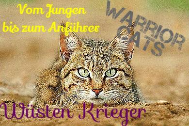 [Anfrage] Warrior Cats Wüsten Krieger Banner10