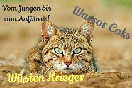 [Anfrage] Warrior Cats Wüsten Krieger Wasten11