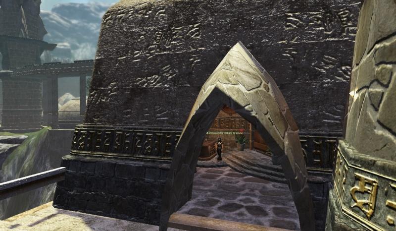 Marchand de la lune dans Atashian Dragon90