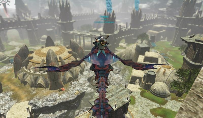 Marchand de la lune dans Atashian Dragon92