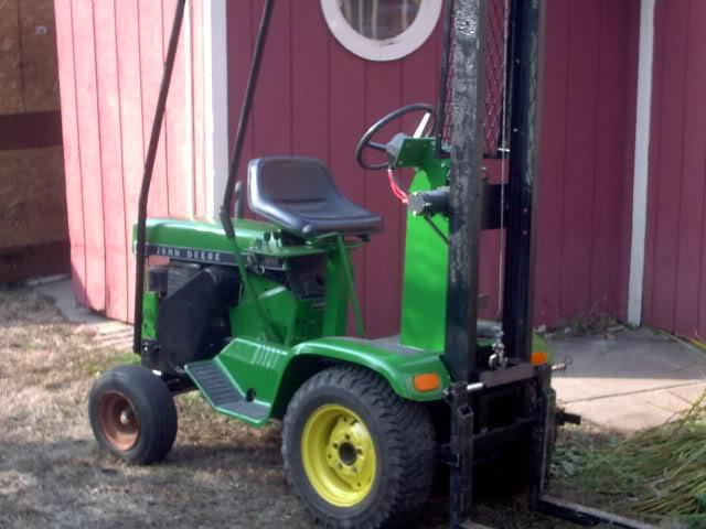 cool tractors  6j1wt510
