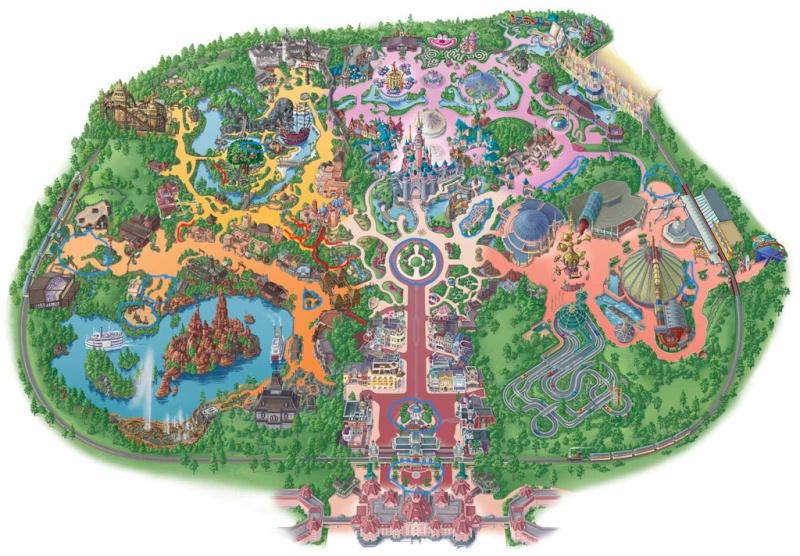 L'organisation de la restauration à Disneyland Paris - Page 8 Plans_10