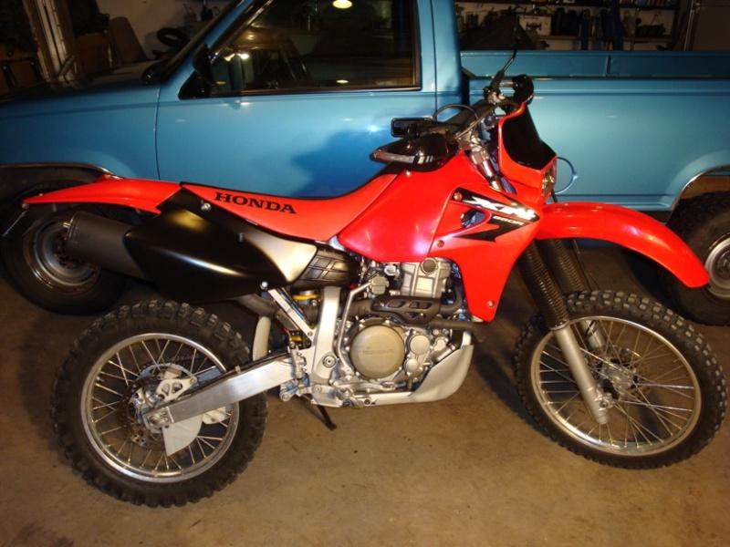 My new CraigsList XR650R Xr650r11