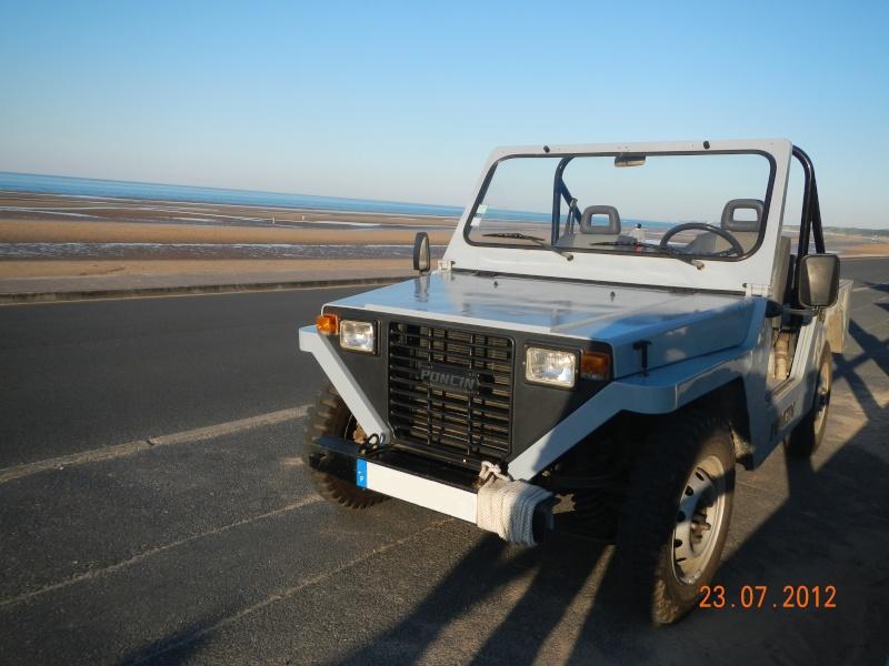 Poncin 4X4 chassis long 1995 2.1 Diesel atmo 25000km Dscn5213