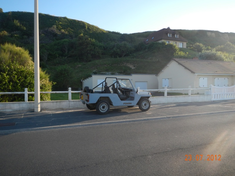 Poncin 4X4 chassis long 1995 2.1 Diesel atmo 25000km Dscn5215