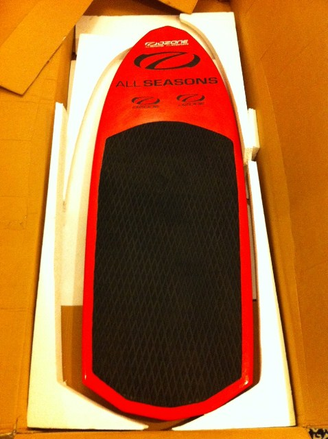 2014 KFA Foilboard & Foil for Sale - $3800 OBO Photo_11