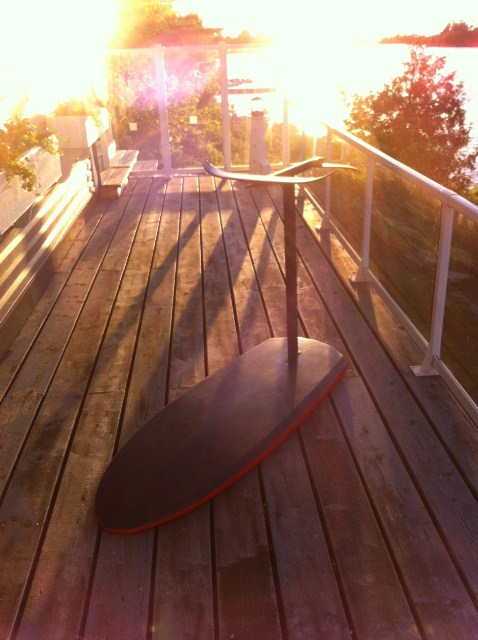2014 KFA Foilboard & Foil for Sale - $3800 OBO Photo_12