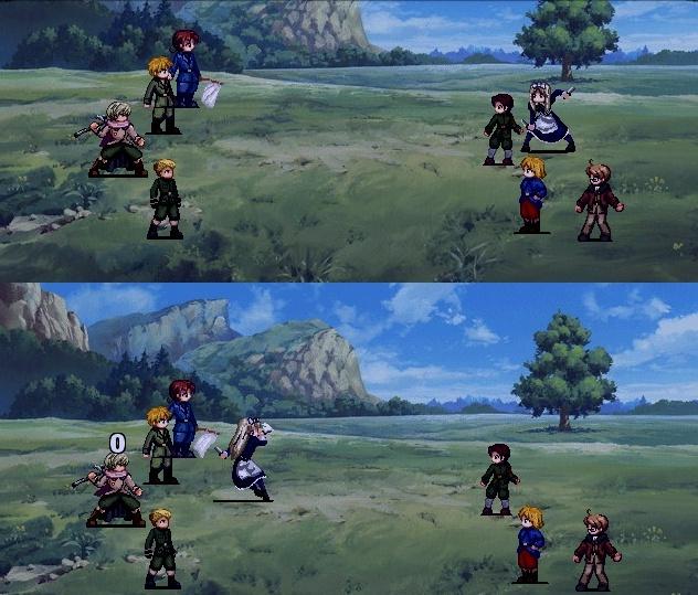 Combat de côté animé sous XP~ Screen11