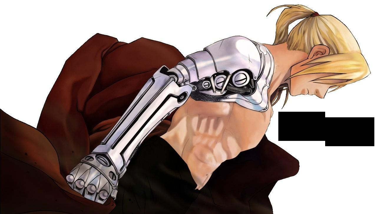 [Photoshop] - Signature :  Fullmetal Heart Edward10